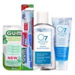GUM en O7 Active Pakket