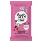 Marcel's Green Soap Schoonmaakdoekjes Patchouli & Cranberry