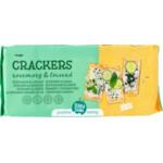 Terrasana Crackers Rozemarijn & Lijnzaad