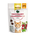 GimCat Kattensnack Crunchy Kalkoen - Cranberry