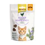 GimCat Kattensnack Crunchy Kip - Rozemarijn