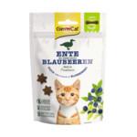 GimCat Kattensnack Soft Eend - Bosbessen