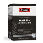 Swisse Multivitamine Man 50+