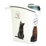 Curver Voedselcontainer Kat Wit