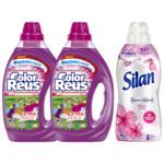 Color Reus wasmiddel & Silan Fresh Control Floral Crisp wasverzachter Voordeel Pakket