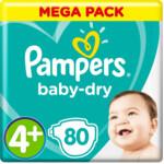 Pampers Baby Dry Luiers Maat 4 (10-15 kg)