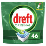 Dreft Original All In One Vaatwascapsules Regular
