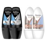 Rexona Deodorant Pakket