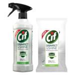 Cif Disinfect & Shine Pakket
