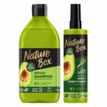 Nature Box Avocado Haar Pakket