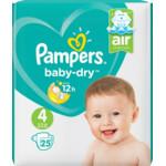 Pampers Baby Dry Air Luiers Maat 4 (9-14 kg)