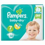 Pampers Baby Dry Air Luiers Maat 7 (15 kg+)