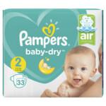 Pampers Baby Dry Air Luiers Maat 2