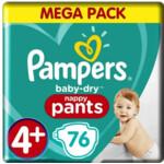 Pampers Baby Dry Luierbroekjes Maat 4+ (10-15 kg)