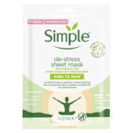 Simple Gezichtsmasker De-Stress
