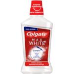 Colgate Mondwater Max White