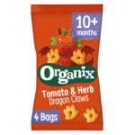 Organix Baby Knabbels 10+ m Tomaten Kruiden
