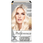 L'Oréal Preference Haarkleuring Ultra Platinum - Platinum Blond - Ontkleuring