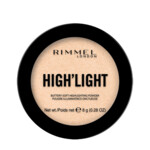 Rimmel London Highlighter gezicht High'Light 001 Stardust