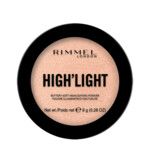Rimmel London Highlighter gezicht High'Light 002 Candlelit