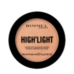 Rimmel London Highlighter gezicht High'Light 003 Afterglow