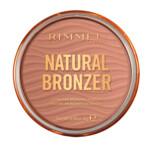 Rimmel London Natural Bronzing Powder 001 Sunlight