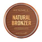 Rimmel London Natural Bronzing Powder 002 Sunbronze