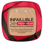 L'Oréal Infaillible 24H Fresh Wear Foundation Poeder 140 Golden Beige