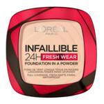 L'Oréal Infaillible 24H Fresh Wear Foundation Poeder 180 Rose Sand