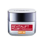 L'Oréal Revitalift Filler SPF50 dagcrème