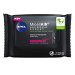 Nivea MicellAIR Skin Breathe Professional Reinigingsdoekjes