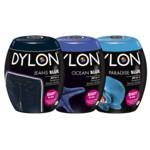 Dylon Textielverf - Ocean Blue, Paradise Blue & Blue Jeans Pakket