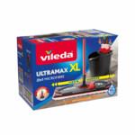 Vileda UltraMax Power 2in1 XL - Compleet systeem Zwart Rood Wit