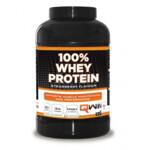 QWIN 100% Whey Protein Aardbei