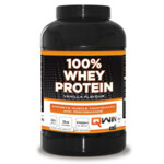 QWIN 100% Whey Protein Vanille