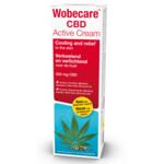 Wobecare CBD Active Cream