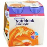 Nutricia Nutridrink Juice Style Sinaasappel