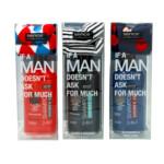Sence Geschenksets Mannen - 3 Douchegels en 3 paar Sokken Pakket