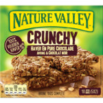 Nature Valley Crunchy Haver en Pure Chocolade 5-pack