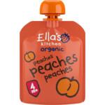 Ella's kitchen Peaches 4+  m