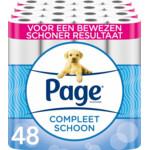 8x Page Toiletpapier Compleet Schoon