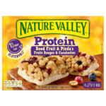 Nature Valley Proteine Rood Fruit & Pinda's 4-pack