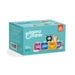 Edgard & Cooper Kattenvoer Multipack Kabeljauw - Wild - Kalkoen - Rund