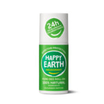 Happy Earth Pure Deodorant Roll-On Cucumber Matcha