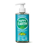 Happy Earth Pure Handzeep Cedar Lime