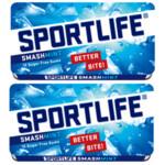 Sportlife Kauwgom Smashmint 2-pack  17gr