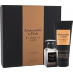 Abercrombie & Fitch Authentic Night Man Cadeauset