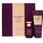 Abercrombie & Fitch Authentic Night Woman Cadeauset