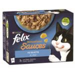 Felix Sensations Sauces Vis Selectie in Saus