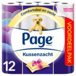 2x Page Toiletpapier Kussenzacht
